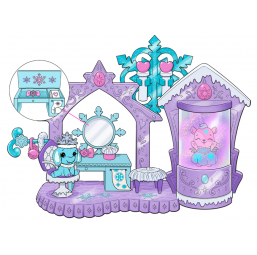 Spin Master A1902277 Playset spa Hatchimals s6