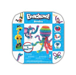 Spin Master A1902268 Coffret bendy Bunchems