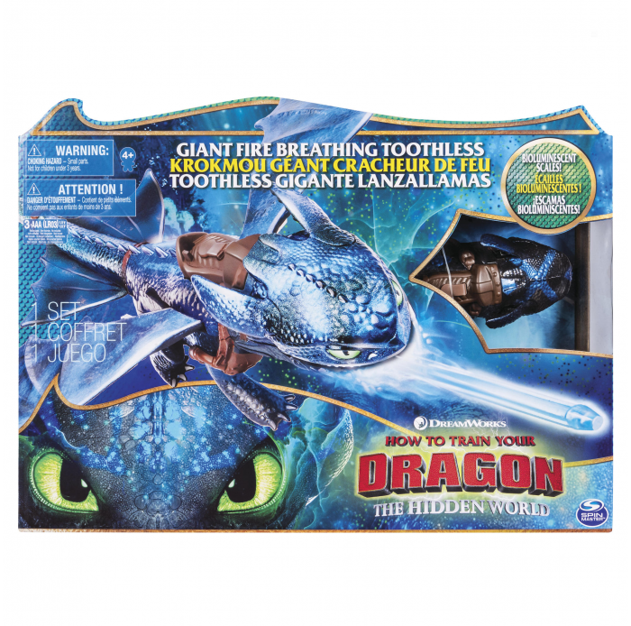 Spin Master A1902244 Krokmou dragons3