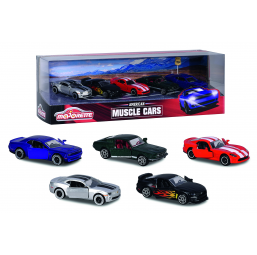 SMOBY A1902208 Majo muscle Cars giftbox
