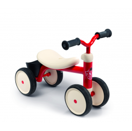 SMOBY A1902192 Porteur rookie rouge