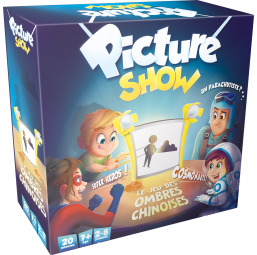 Asmodee A1902145 Picture show