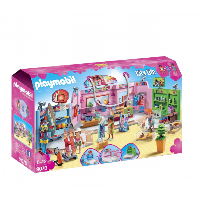 PLAYMOBIL A1802811 Galerie marchande