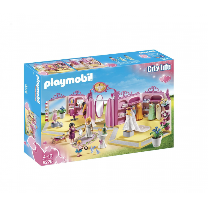 PLAYMOBIL A1802857 Boutique robes de mariée