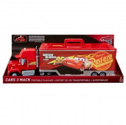 A1904091 Coffret jeu transportable Cars