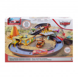 A1904092 Coffret radiator springs Cars
