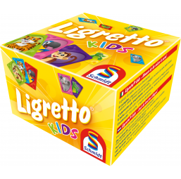 Ligretto kids -  -Jeux de cartes