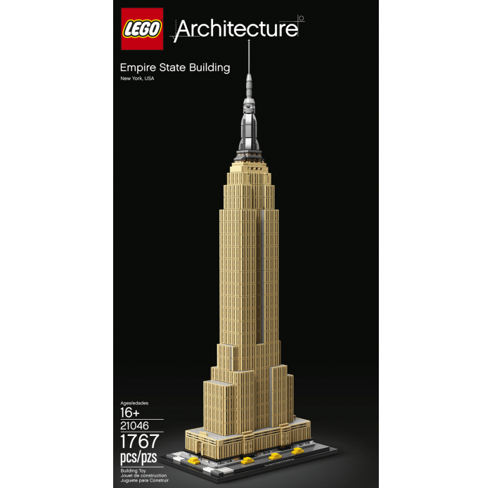 A1904009 Empire state build archit