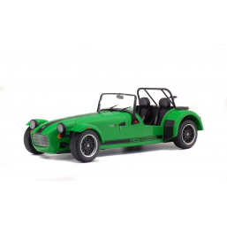 Caterham 275r metallic green -  -Circuits, véhicules