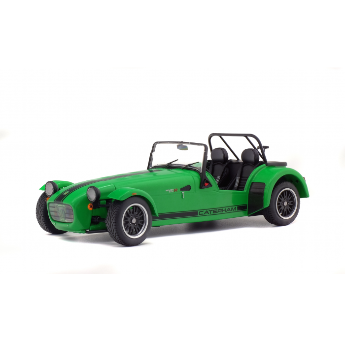 A1904160 Caterham 275r metallic green