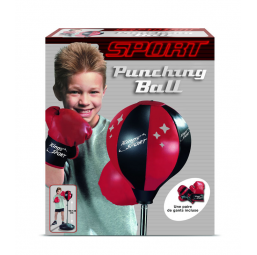 Sports  Punching ball et gants
