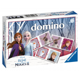 Ravensburger A1904321 Domino Frozen 2
