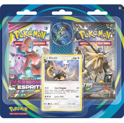 Asmodee A2001513 2 boosters Pokémon jan20