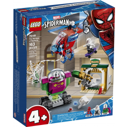Lego A2002070 La menace de mysterio spider