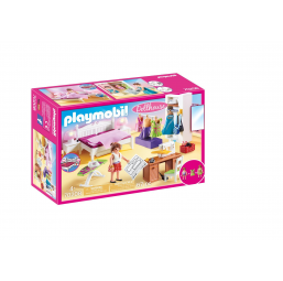 Chambre avec dressing - PLAYMOBIL -Figurines, environnements