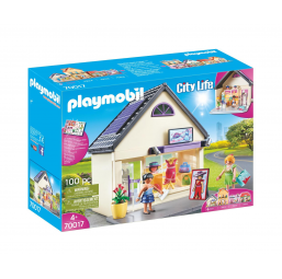 Figurines, environnements PLAYMOBIL Boutique de mode