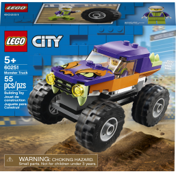 Lego A2001482 Le monster Truck City