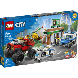 Cambriolage de la banque City - Lego -Jeux de construction