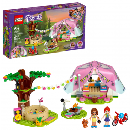 Lego A2002008 Le Camping glamour nature Friends