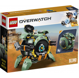 Bouldozer Owatch - Lego -Jeux de construction