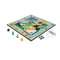 HASBRO A1901428 Monopoly junior