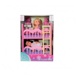 SMOBY A1702737 Evi Love - Lits Superposés
