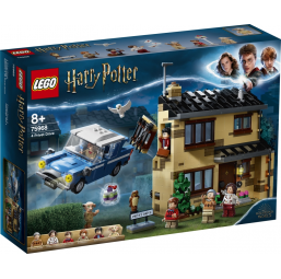 4 Privet Drive Harry Potter - Lego -Jeux de construction