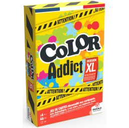 Jeux de cartes  Color Addict XL