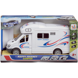Camping car friction sons et lumières -  -Circuits, véhicules
