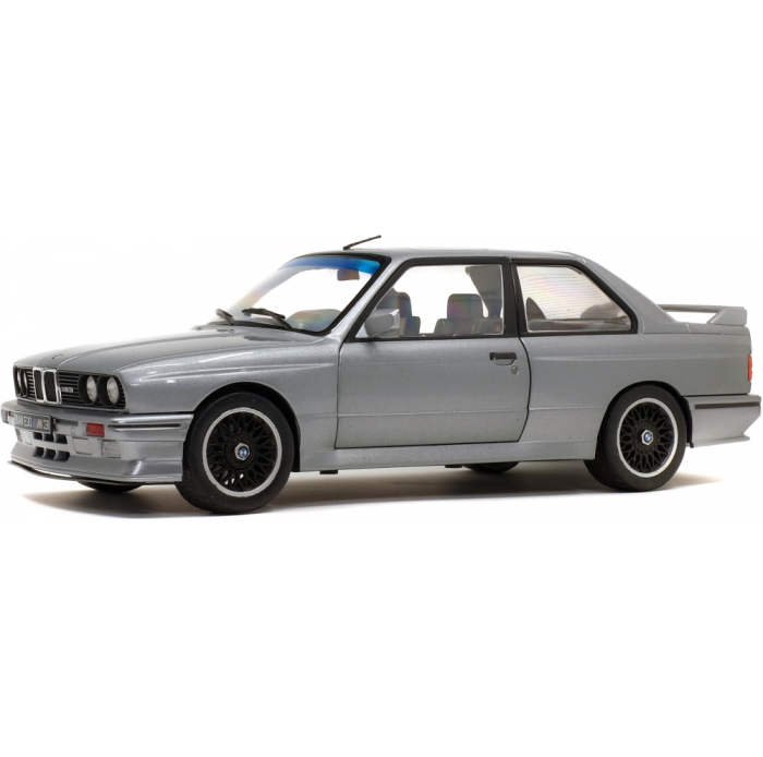 Bmw E30 Sterling Silver 1990 -  -Circuits, véhicules