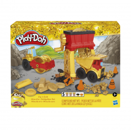 Playdoh mine d'or Doh Ree - HASBRO -Moulage et modelage