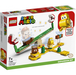 LEGO Super Mario - Ensemble d'extension La balance de la Plante Piranha - Lego -Jeux de construction