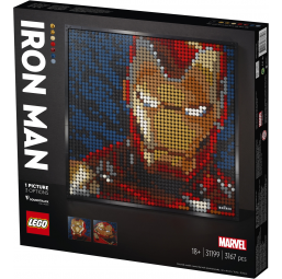 Iron Man de Marvel studios - Lego -Jeux de construction