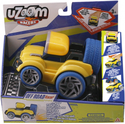 Véhicule Uzoom - off-road racer -  -Circuits, véhicules