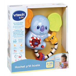 Hochets Musicaux - Vtech -Hochets, bouliers, dentition