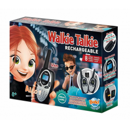 Talkie walkie rechargeable - Buki -Animation