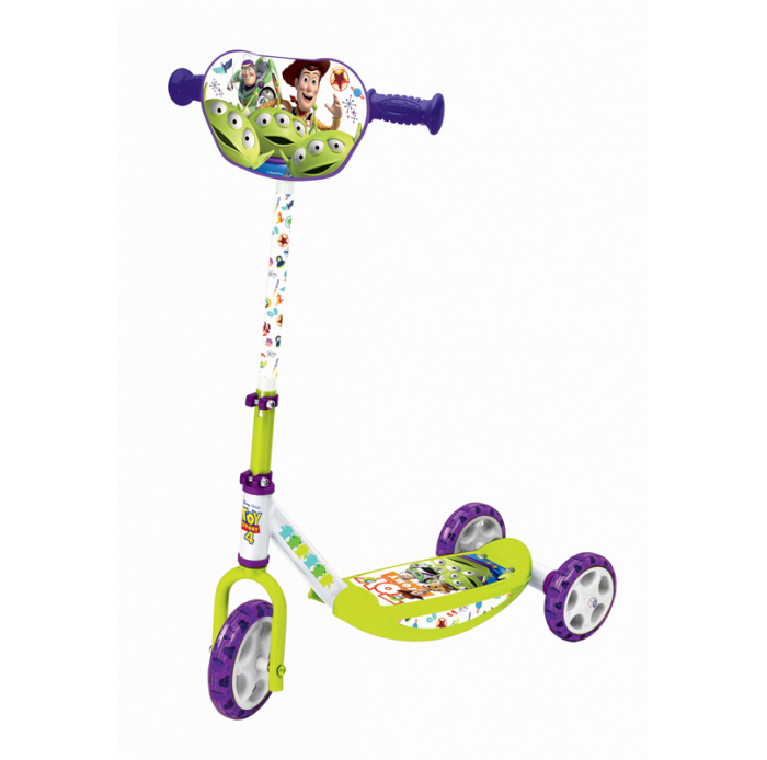 Patinette 3 roues Toy Story - SMOBY -Tricycle, draisienne, trottinette