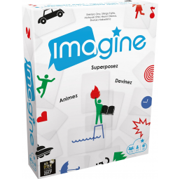 Asmodee A1804381 Imagine