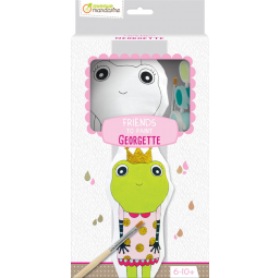 Georgette grenouille -  -Couture et mode