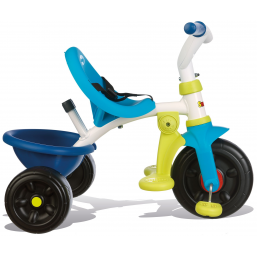 SMOBY A1703957 Tricycle be fun bleu