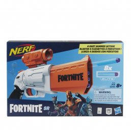 Nerf Fortnite SR - HASBRO -Armes et munitions