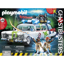 Ecto-1 Ghostbusters™ - PLAYMOBIL -Figurines, environnements