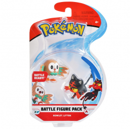 Figurines 5 cm ou 8 cm Pokémon -  -Figurines, environnements