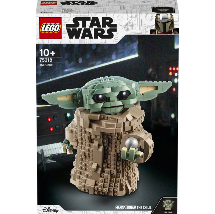 LEGO Star Wars - L'Enfant - Lego -Jeux de construction