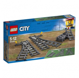 Les aiguillages city - Lego -Jeux de construction