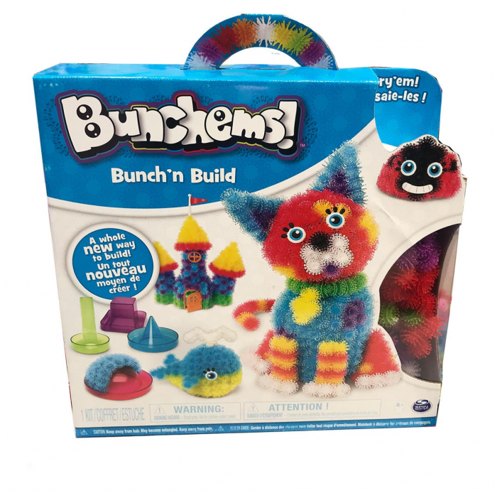 Créations artistiques Spin Master Bunchems bunch n' build