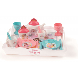 SMOBY A1803198 Plateau tea time princesse