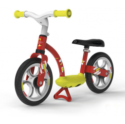 DRAISIENNE CONFORT ROUGE - SMOBY -Tricycle, draisienne, trottinette