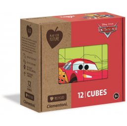 12 cubes Licence -  -Puzzles