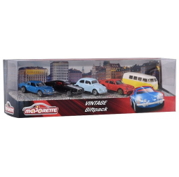 Majorette VW Giftpack -  -Circuits, véhicules